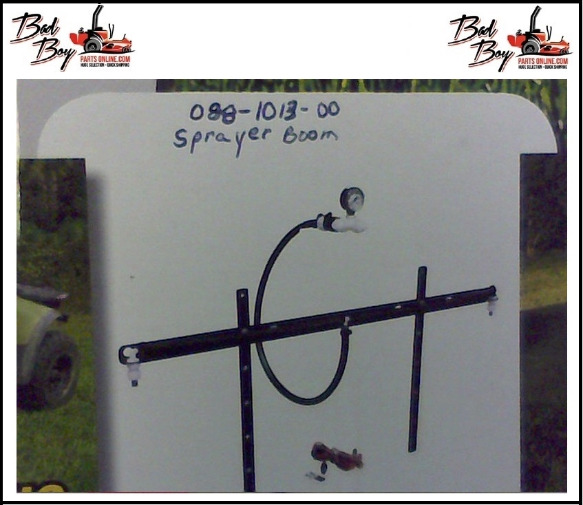 Sprayer Boom - Bad Boy Part # 088-1013-00
