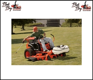 15 gallon Sprayer w/holding plates - Bad Boy Part # 088-1014-00