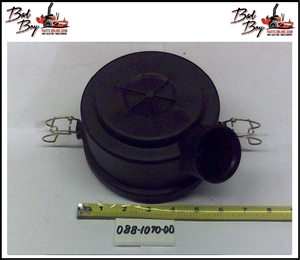 Canister End Cap - Bad Boy Part # 088-1070-00