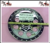 10 Inch Wheel Cover (Single) - Bad Boy Part# 088-1082-00