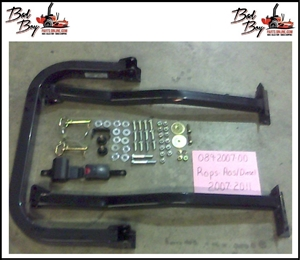 ROPS 2x3 2007 thru 2011 - AOS Gas Models & Diesels 35Hp - Bad Boy Part # 089-2007-00