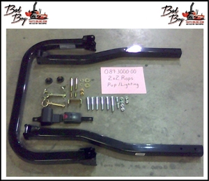 ROPS for Pup Lightning & Outlaw 089-3000-00