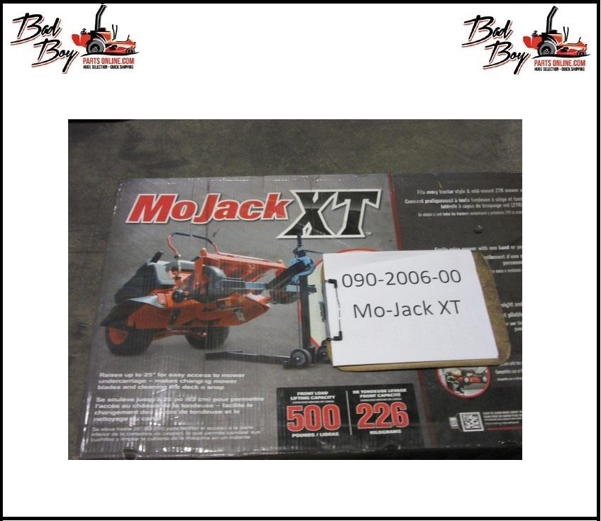 Mojack Xt Lawn Mower Lift