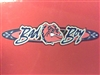 091-3303-00 Lexan Logo Decal - 2006 Pup