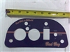 091-5505-00 Diesel Control Panel Decal-Rig