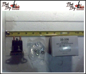 Solenoid for ZT, MZ and CZT