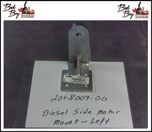 Diesel Side Motor Mount Left