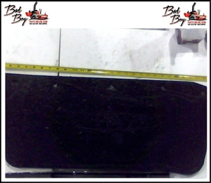 Rubber Discharge Chute - Bad Boy Part # 210-6005-00