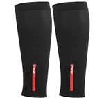 2XU Unisex Compression Calf Sleeves, Black