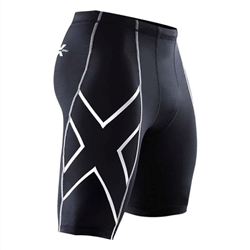 2XU Men's High Performance Compression Shorts