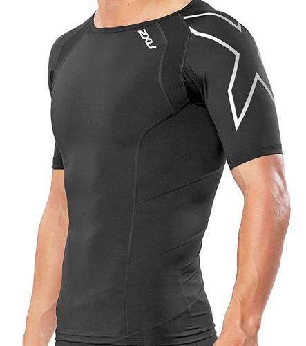 4c8cff7da4 2XU Men's Short Sleeve Compression Top | Buy in CANADA