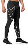 2XU Men's Compression Tights, MA3849b