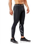 2XU Men's Accelerate Compression Tights, MA4476b