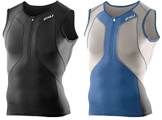 cafdf0b3700010 2XU Men s Perform Compression Tri Singlet