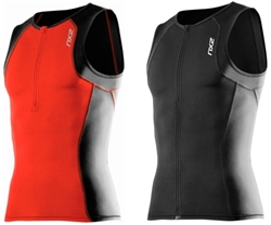 2XU Men's G:2 Active Tri Singlet, MT3107a