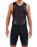 2XU Men's Performance Front Zip Trisuit, MT5526d