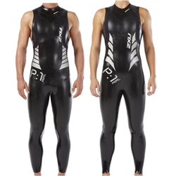2XU P:1 Propel Sleeveless Triathlon Wetsuit