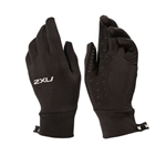 2XU Run Gloves, Pair, UQ5340h