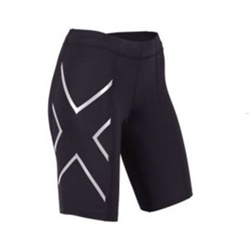2XU Women's Compression Shorts, WA4176b