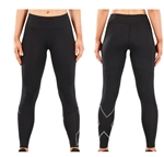 2XU Women's Run Mid Compression Tights