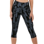 2XU Women's Print MidRise Pocket 3/4 Compression