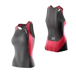 2XU Women's Perform Tri Singlet WT2851a