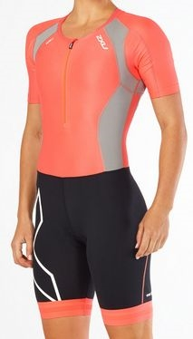 75deb161371 2XU Women's Compressionn Sleeved Trisuit | Buy Online in CANADA