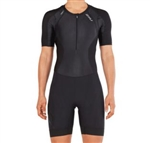 2XU Women's Compression Sleeved Trisuit, WT4843d