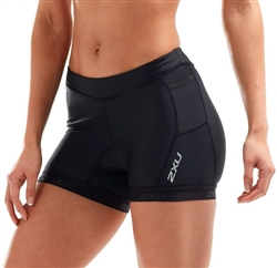 "2XU Women's Active 4.5"" Tri Short, WT4867b"