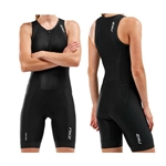 2XU Women's Perform Trisuit w/ Front Zip, WT5533d