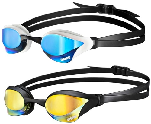bb2b47c45f Arena Cobra Core Mirrored Swim Goggle