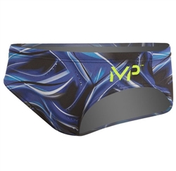 "Aqua Sphere MP Men's Team 3"" Brief, Diablo"