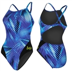 Aquasphere MP Mid Back, Mesa Swimsuit