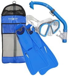Aqua Lung Kids Snorkeling Zipper Eco Breaker Pack