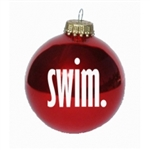 Swim Ornament