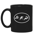 Triathlon Figures Mug