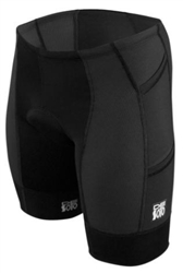 De Soto Men's Forza 4-Pocket Tri Short, FTF3