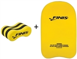 Finis Kickboard + Pull Buoy Package