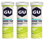 GU Brew Electrolyte Tablets, 3-Pack