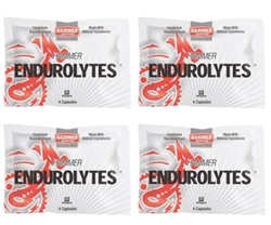 Hammer Endurolytes, 4-caps Packet