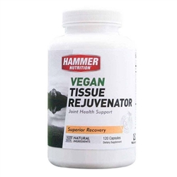 Hammer Nutrition Vegan Tissue Rejuvenator, 120 caps