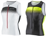 Louis Garneau Men's Tri Elite Sleeveless Top, 1020689