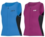 Louis Garneau Comp 2 Junior Sleeveless Triathlon Top, 1020879