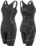 Louis Garneau Women's Comp Open-Back Triathlon Suit, 1058464