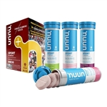 Nuun Hydration Tablets, 4-Pack