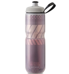 Polar Bottle Sport Insulated Bottle, Tempo, Burgundy Coral