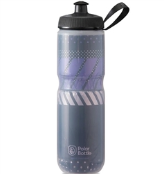 Polar Bottle Sport Insulated Bottle, Tempo, Charcoal Pink