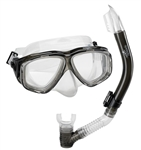 Speedo Adult Recreation Mask and Snorkel Set