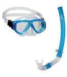 Speedo Kids' Surf Grazer Mask/Snorkel Set, 7530463