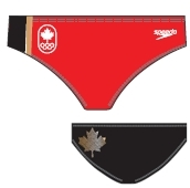 Speedo Men's Canadian Swim Brief, 8705001